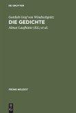 Gottlieb Graf von Windischgrätz: Die Gedichte