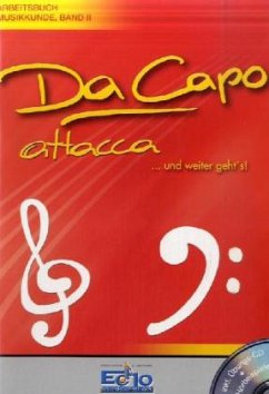DaCapo - Attacca, m. Audio-CD
