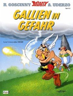 Gallien in Gefahr / Asterix Kioskedition Bd.33