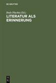 Literatur als Erinnerung