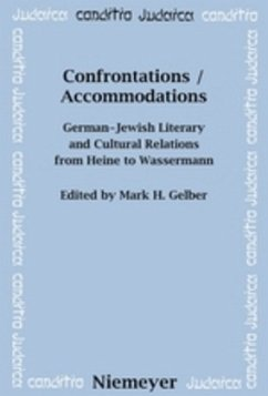 Confrontations / Accommodations