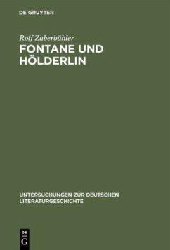 Fontane und Hölderlin