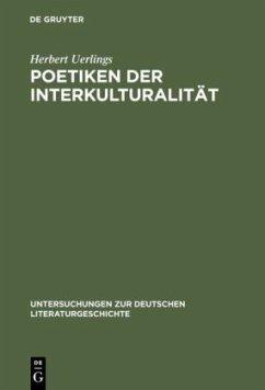 Poetiken der Interkulturalität