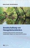 Bewirtschaftung von Flussgebietseinheiten
