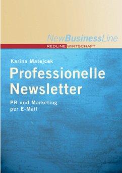 Professionelle Newsletter - Matejcek, Karina