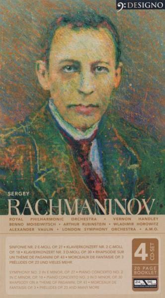 Sinfonie 2/Klavierkonzert 1 (Rachmaninoff,Sergej) - Diverse