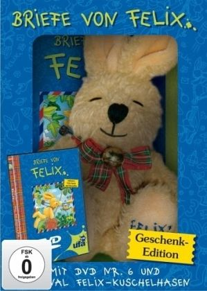 Briefe Von Felix Buch : Briefe von felix geschenk edition mit dvd nr und