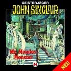 Mr. Mondos Monster / Geisterjäger John Sinclair Bd.34 (1 Audio-CD)