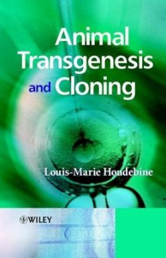 Animal Transgenesis and Cloning - Houdebine, Louis-Marie