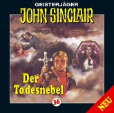 Der Todesnebel / Geisterjäger John Sinclair Bd.36 (1 Audio-CD)