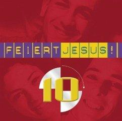 Feiert Jesus! 10, 1 Audio-CD