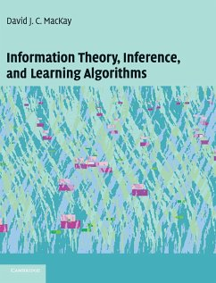 Information Theory, Inference and Learning Algorithms - MacKay, David