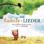 Die family-Lieder, 1 Audio-CD