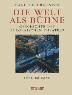 Theaterlexikon 2 - Manfred Brauneck