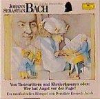 Johann Sebastian Bach, 1 Audio-CD / Wir entdecken Komponisten; Audio-CDs