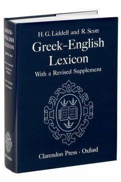 Greek-English Lexicon