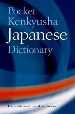 Pocket Kenkyusha Japanese Dictionary - Takebayashi, Shigeru / Nagai, Kazuhiko