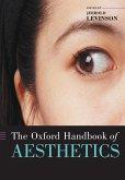 The Oxford Handbook of Aesthetics
