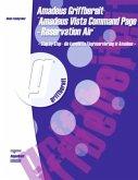 Amadeus Griffbereit - Amadeus Vista Command Page - Reservation Air
