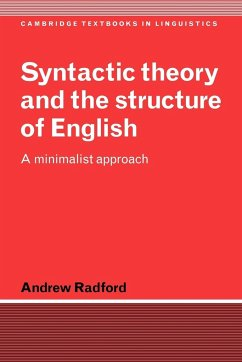 Syntactic Theory and the Structure of English - Radford, Andrew