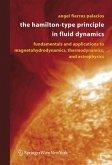 The Hamilton-Type Principle in Fluid Dynamics