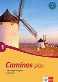 Caminos plus 1. Lehrbuch