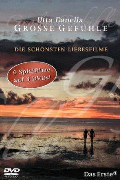Utta Danella - Grosse Gefühle (3 DVDs)