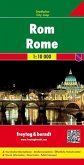 Freytag & Berndt Stadtplan Rom; Roma; Rome
