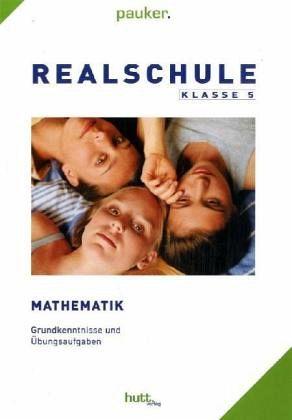 Realschule Klasse 5, Mathematik, Ausgabe 2005/2006, Aufgabenband