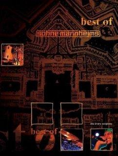 The Best of Söhne Mannheims, für Klavier, Gitarre, Gesang und Ensemble