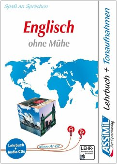 Assimil. Englisch ohne Mühe. Multimedia-Classic. Lehrbuch und 4 Audio-CDs