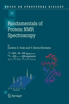 Fundamentals of Protein NMR Spectroscopy - Rule, Gordon S.;Hitchens, T. Kevin