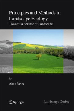 Principles and Methods in Landscape Ecology - Farina, Almo