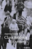 Approaches to Class Analysis