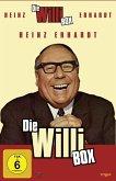 Heinz Erhardt - Die Willi-Box (4 DVDs)