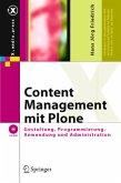 Content Management mit Plone mit CD-ROM