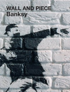 Wall and Piece - Banksy, Robin