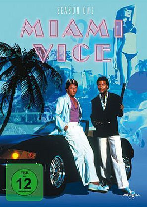 Miami Vice - Season One (6 DVDs) - Don Johnson,Philip Michael Thomas