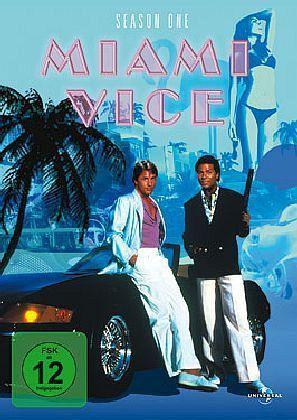 Miami Vice - Season One (6 DVDs) - Diverse