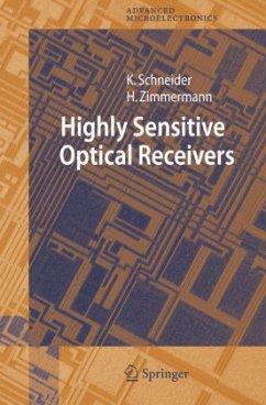 Highly Sensitive Optical Receivers - Schneider, Kerstin