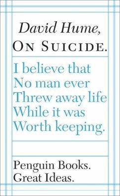 On Suicide - Hume, David