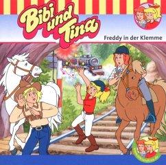 Freddy in der Klemme / Bibi & Tina Bd.52 (1 Audio-CD)