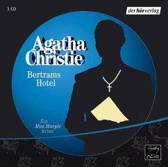 Bertrams Hotel, 3 Audio-CDs - Christie, Agatha