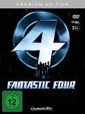 Fantastic Four, Premium Edition, 2 DVDs