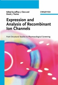Expression and Analysis of Recombinant Ion Channels