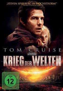 Krieg der Welten, DVD - Dakota Fanning,Miranda Otto,Tom Cruise
