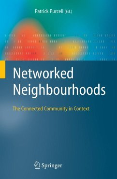 Networked Neighbourhoods - Purcell, Patrick (ed.)