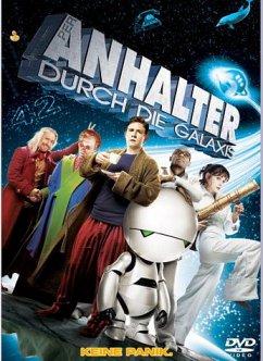 Per Anhalter durch die Galaxis, DVD