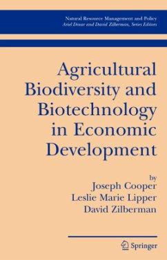 Agricultural Biodiversity and Biotechnology in Economic Development - Cooper, Joseph; Lipper, Leslie; Zilberman, David