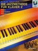 Die Jazzmethode für Klavier - Solo. Mit CD